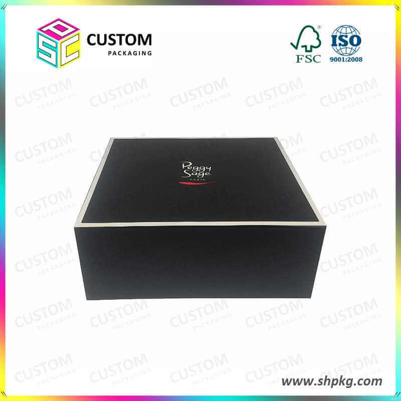 Black Colour Gift Boxes