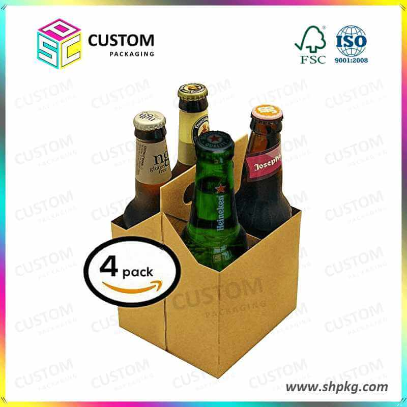 4 pack beer holder