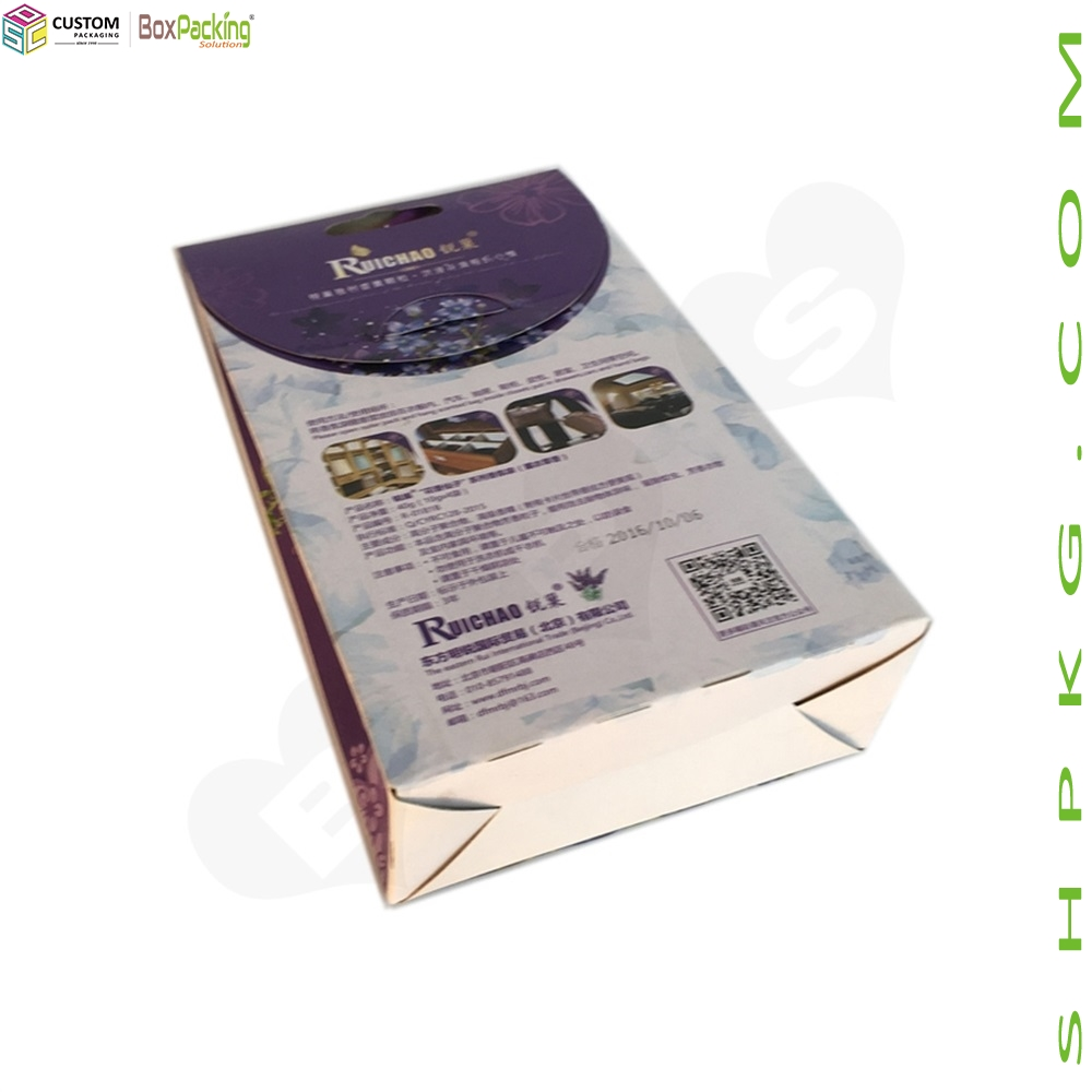 Cardboard Packaging Box For Aromatherapy Cream