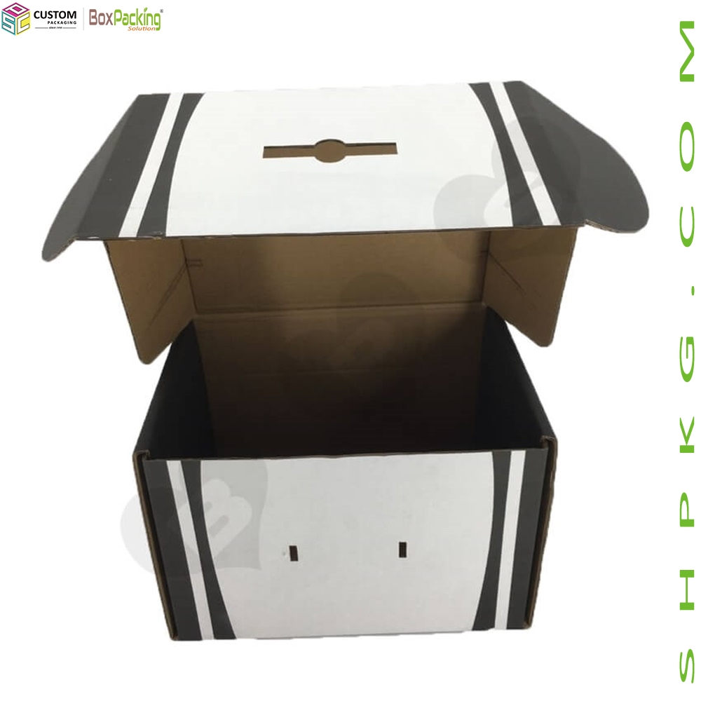 Corrugated Foldable Dental Box