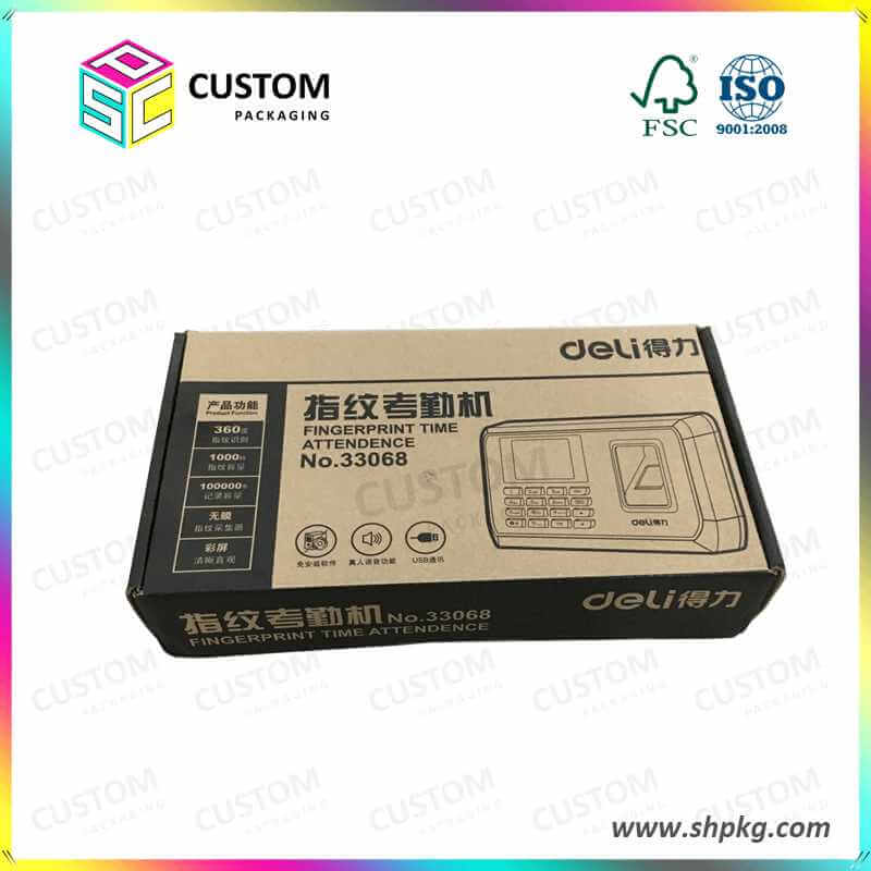 Digital Device Packing Box