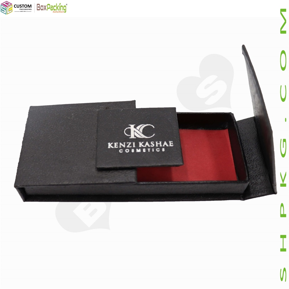 Double side Flap Cosmetic Packaging Boxes