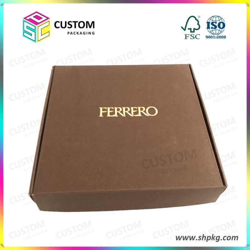 FERRERO Chocolate Packaging Box