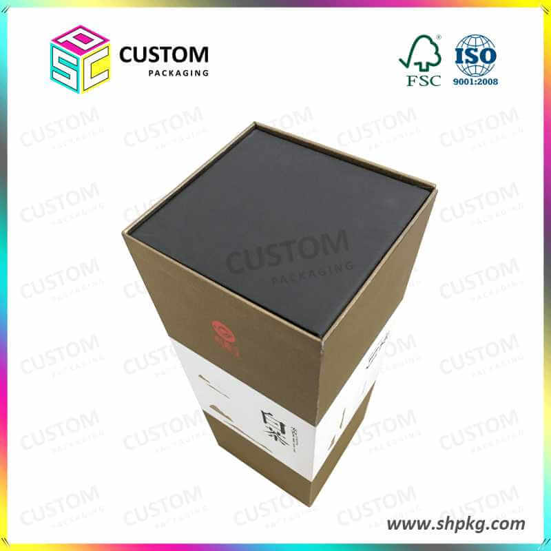 High Quality Fancy Tea Storage Package Gift Box