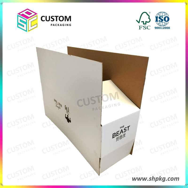 Logistic Shipping Box Moving Box Packing Box