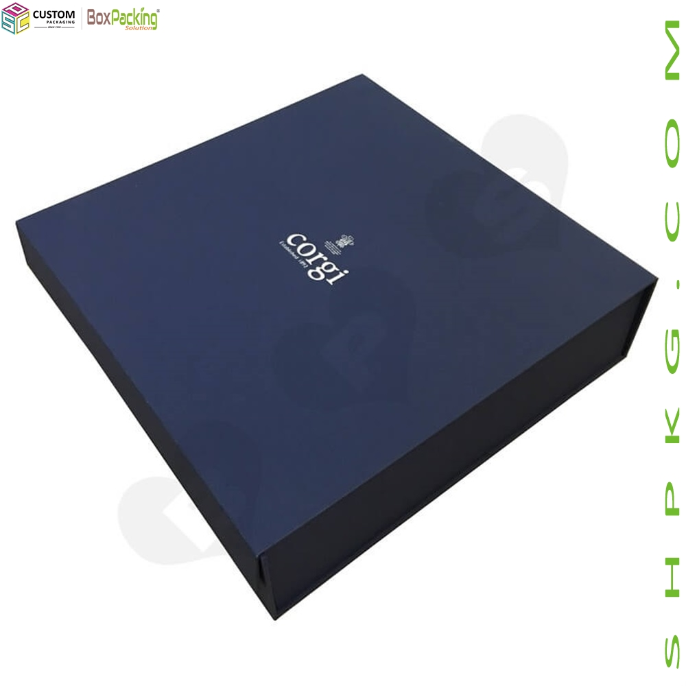 Luxury Foldable Gift Box For T-shirt