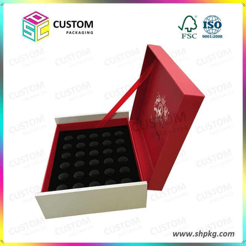 Luxury Small Bottle Cardboard Packaging Boxes