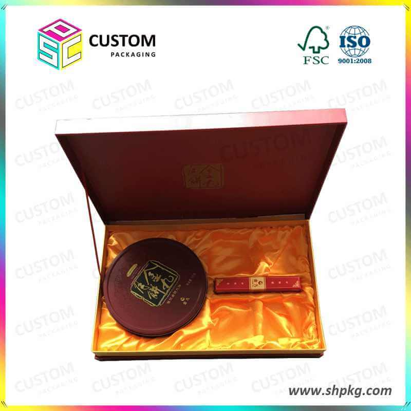 Magnet Closure High Grade Gift Packing Boxes