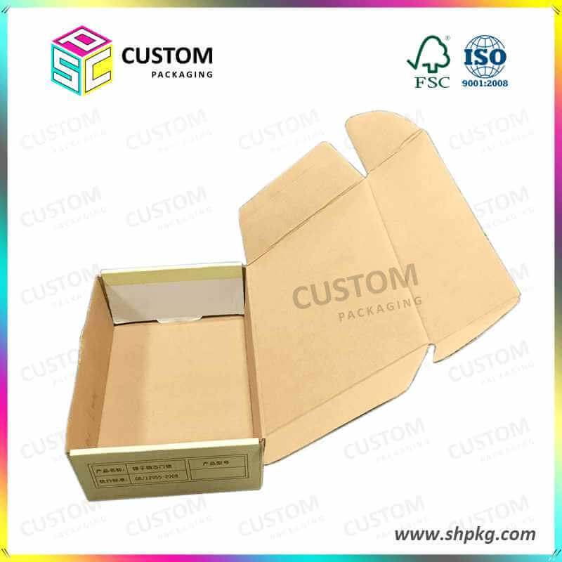 One Piece Box for Handle Lock
