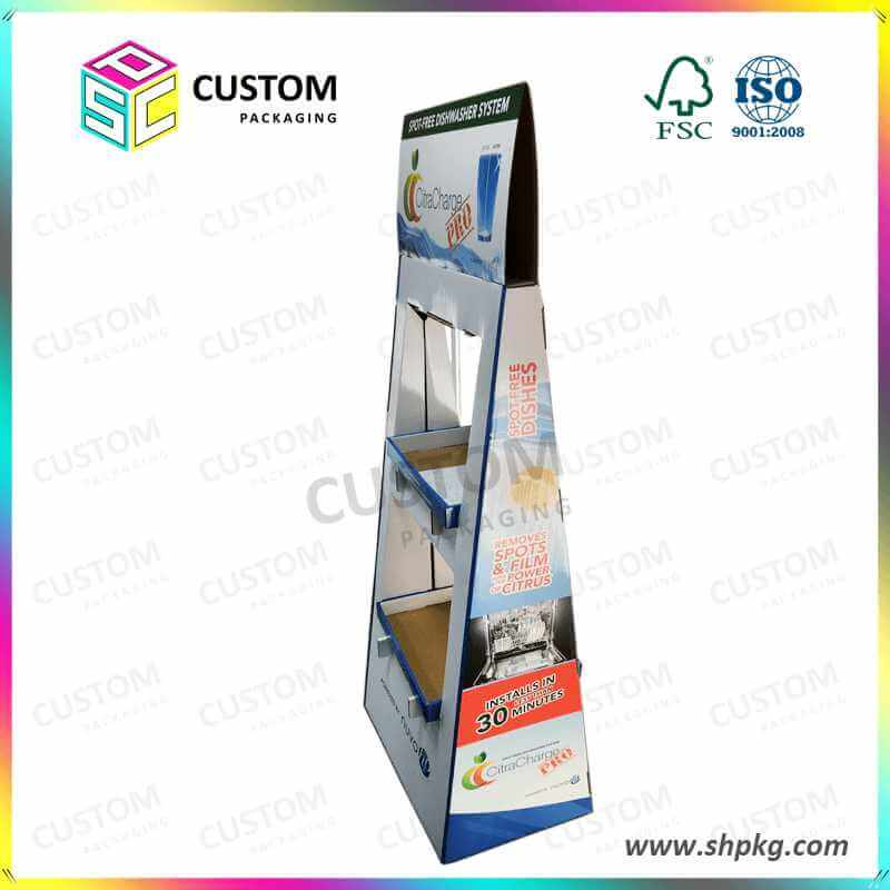 PDQ-2016 Promotion Items Customize Paper Display Box