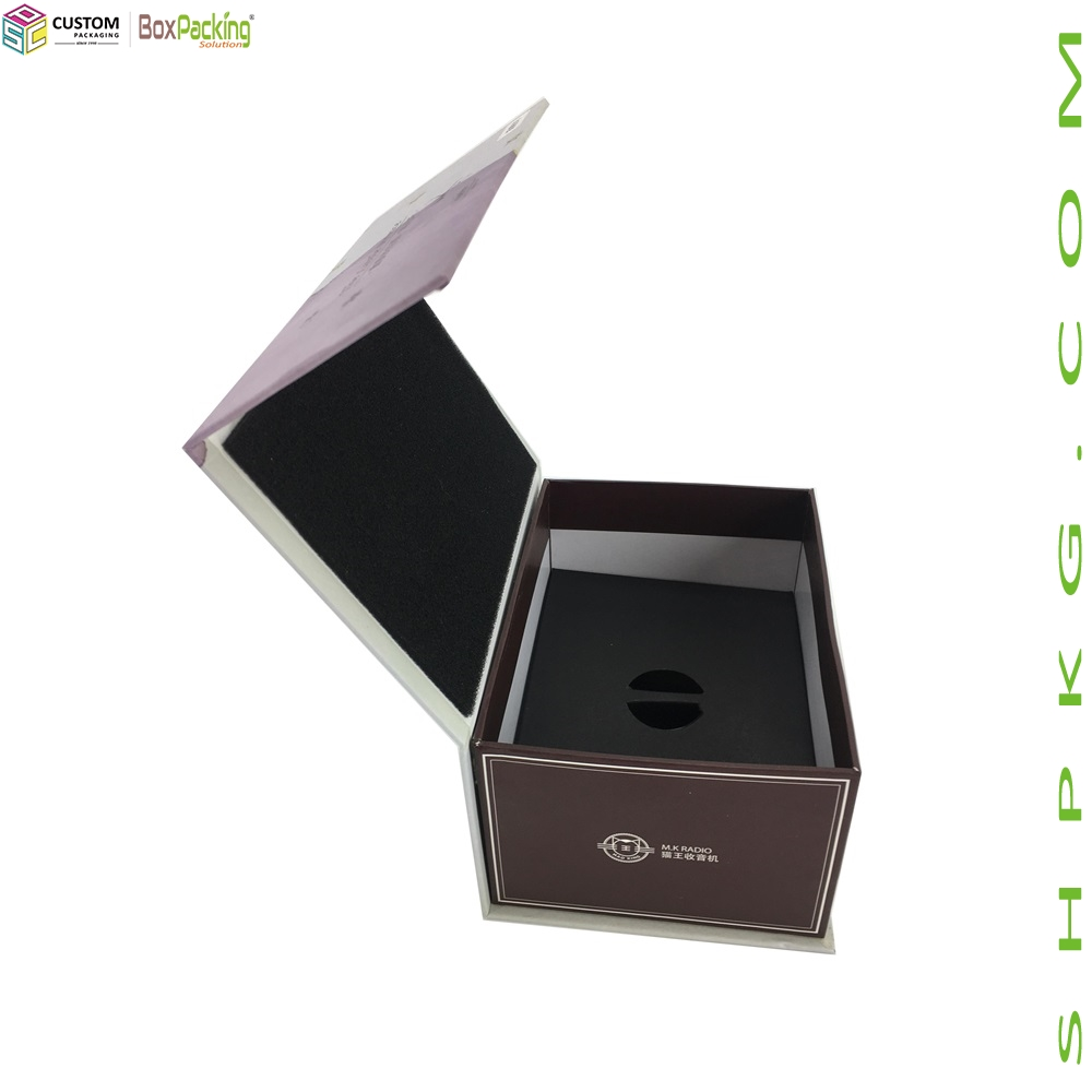 Rigid Gift Box For Speaker