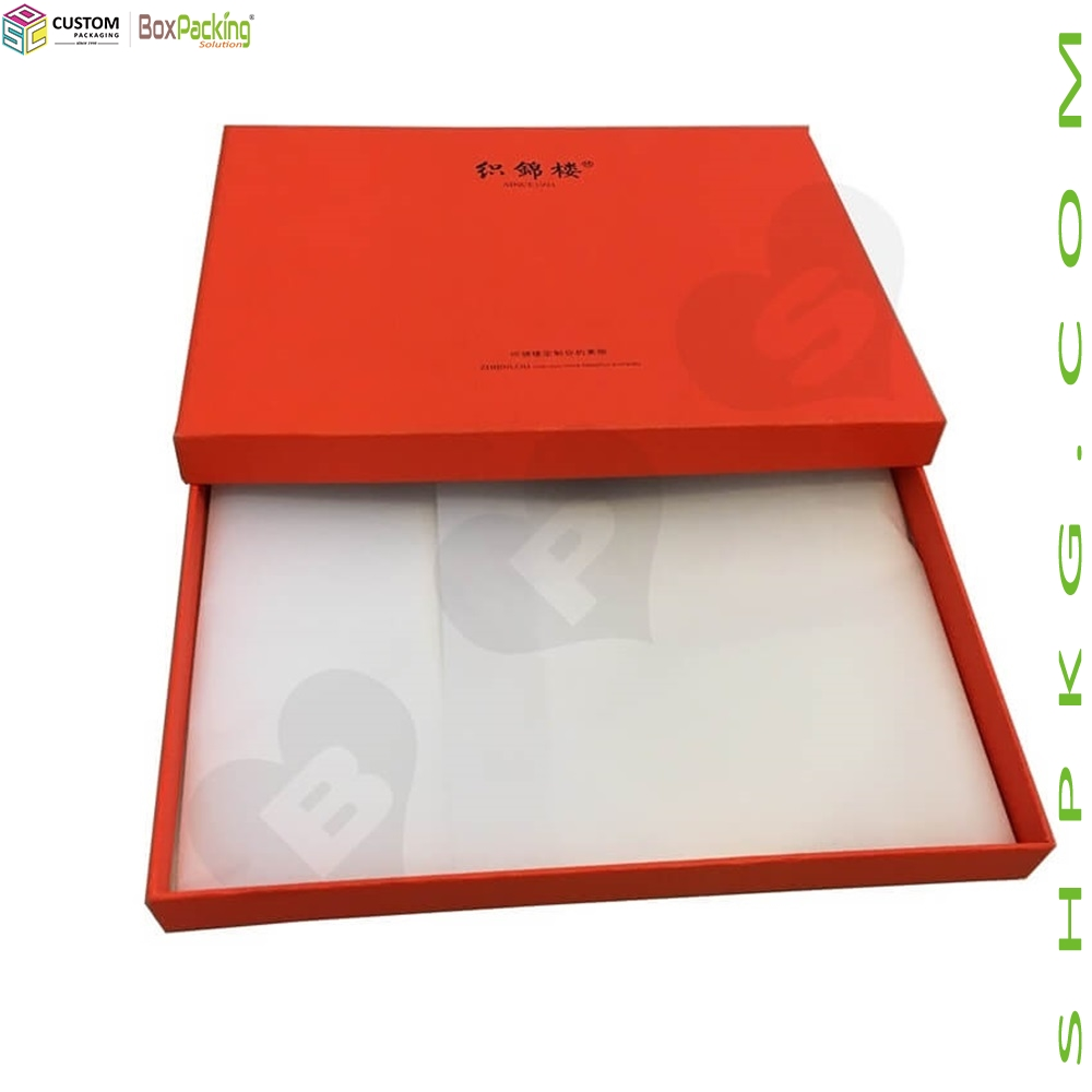 SCARF GIFT PACKAGING BOX