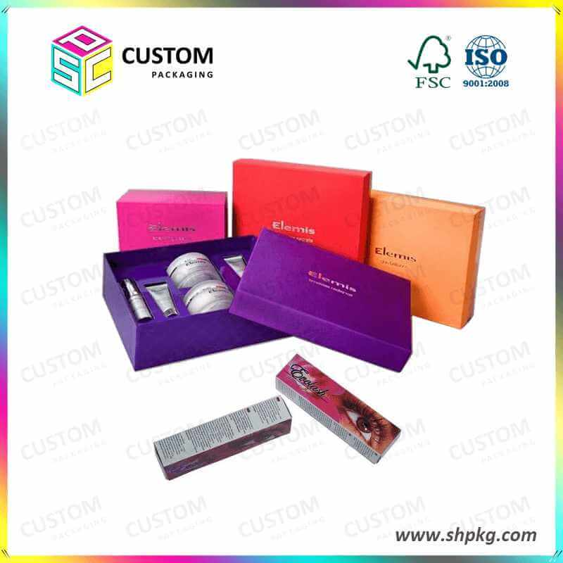 cosmetic packaging solutions