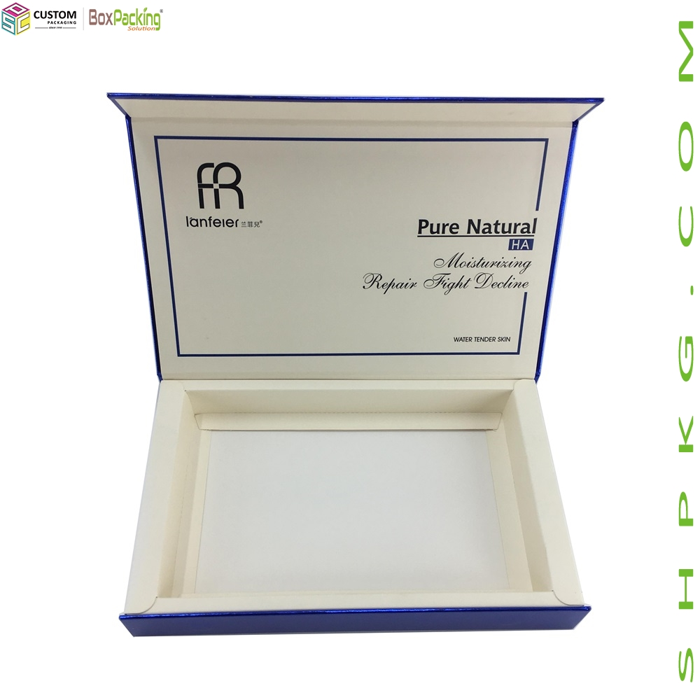 Skin Care Set Rigid Box Packaging
