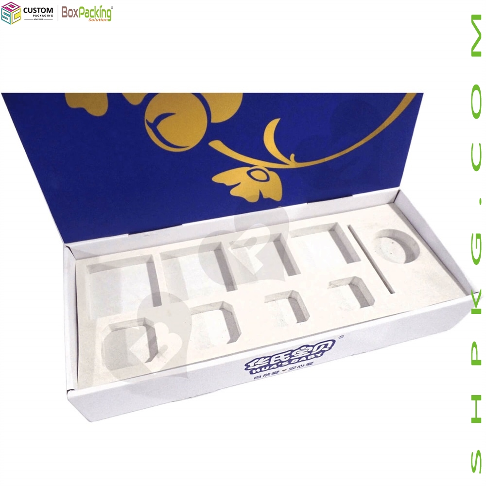 Tea Seed Oil Display Box
