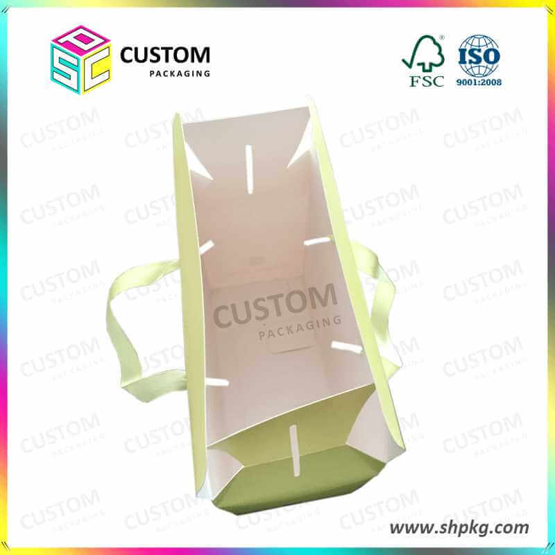 bakery box with handle