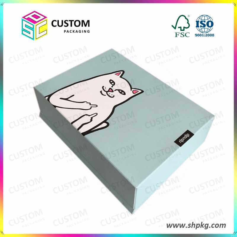 corrugated box for pet