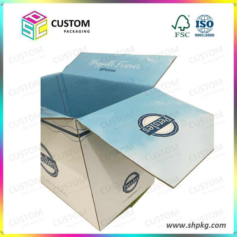 double side offset printing paper box