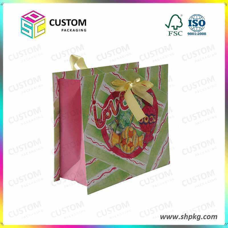 fancy paper bags wholesale
