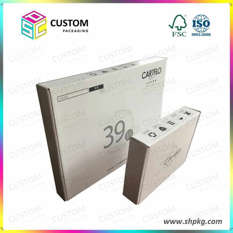 flexo printing mailer box