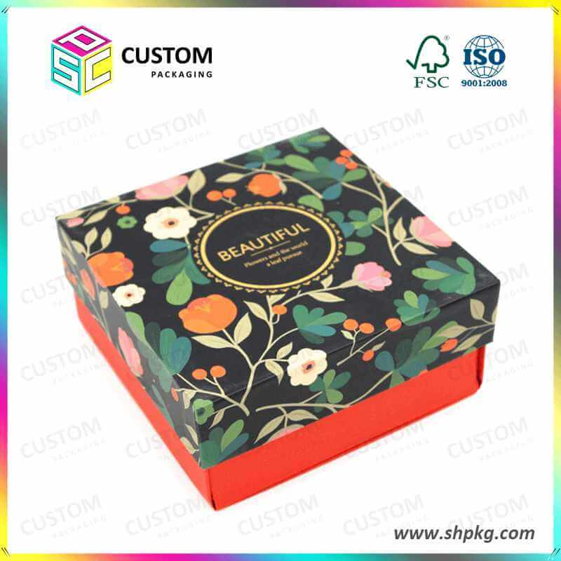 foldable box for cosmetic product