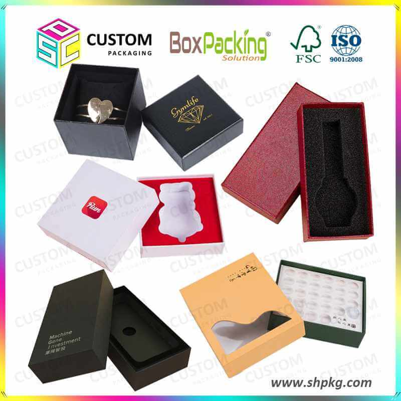 Custom gift boxes with lids wholesale supplier in china