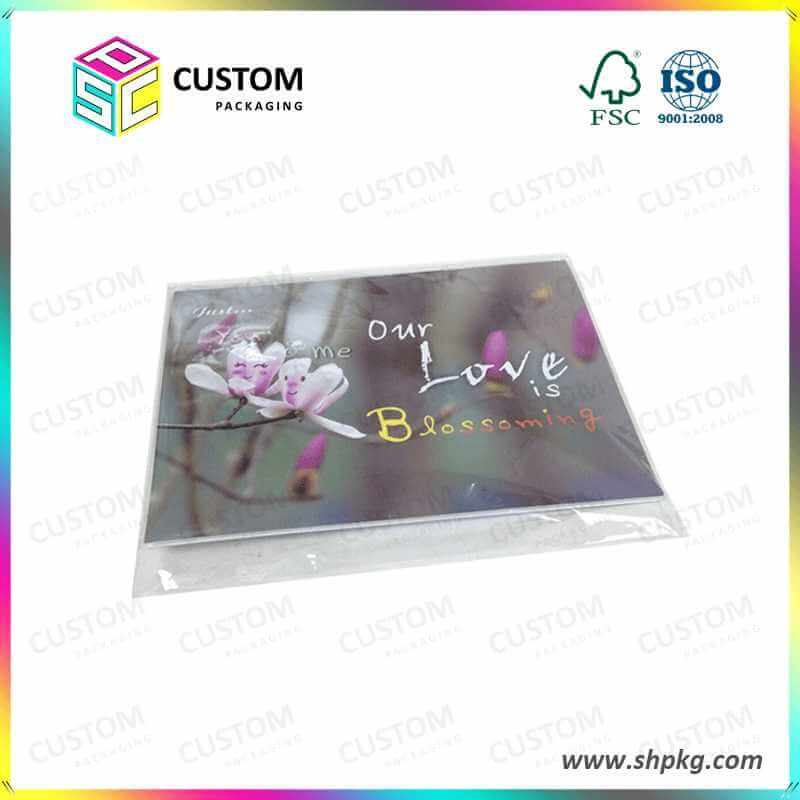 glossy gift card