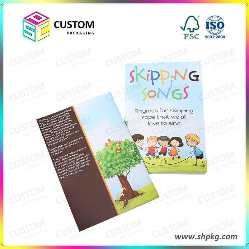 high quality booklet printing
