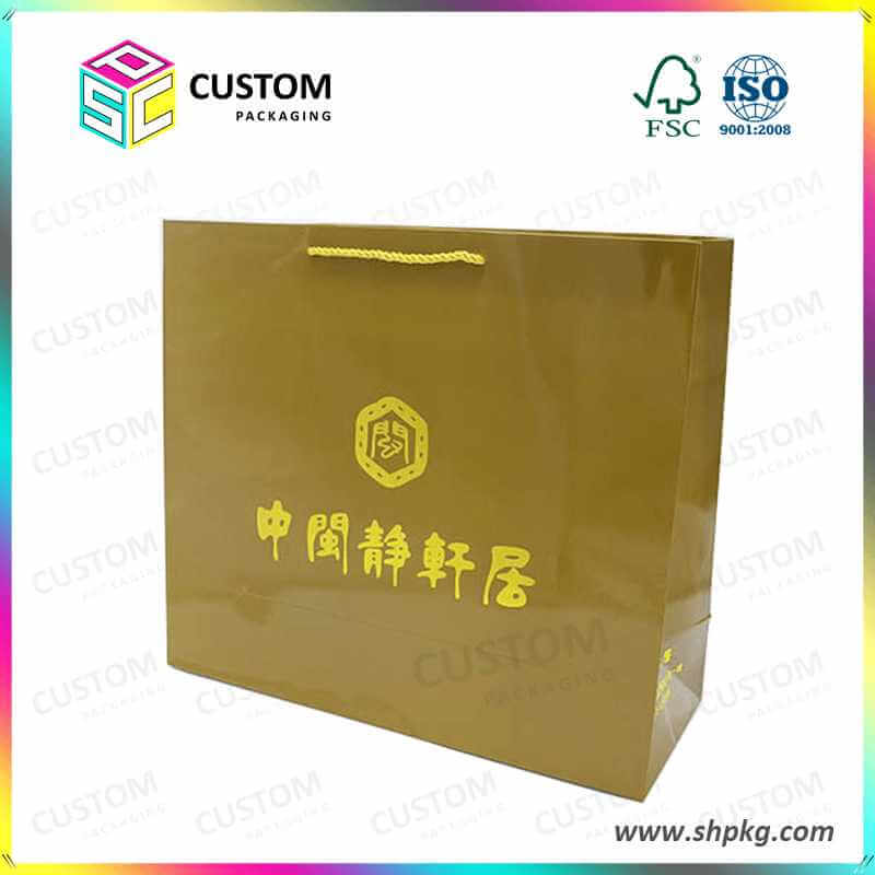 jewelery shopping bag