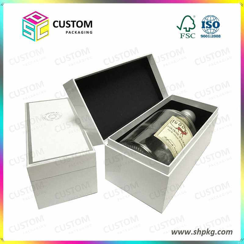 large gift box for wine