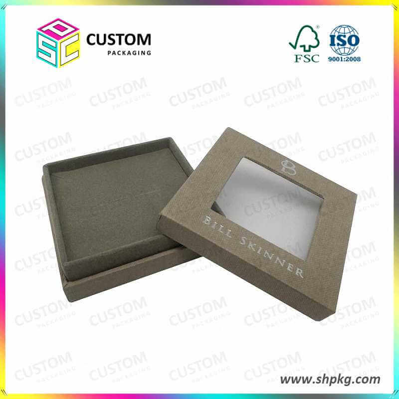 paper box with paper sleeve