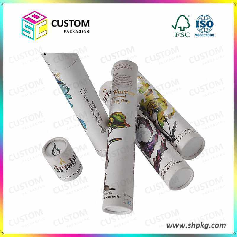paper tube packagings