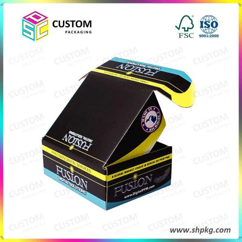 retail packaging box solution