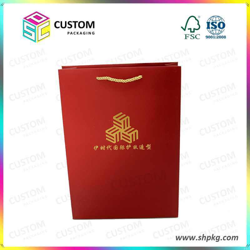skin care products paper bag shanghai
