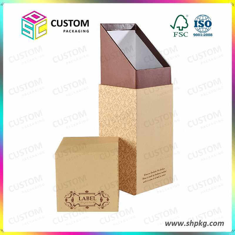 Unique shape wine box  sc 1 st  China corrugated boxes manufacturerChina custom paper gift boxes ... & Wine u0026 Beer Packaging -A Leading Wine and Beer Packaging Supplier ... Aboutintivar.Com