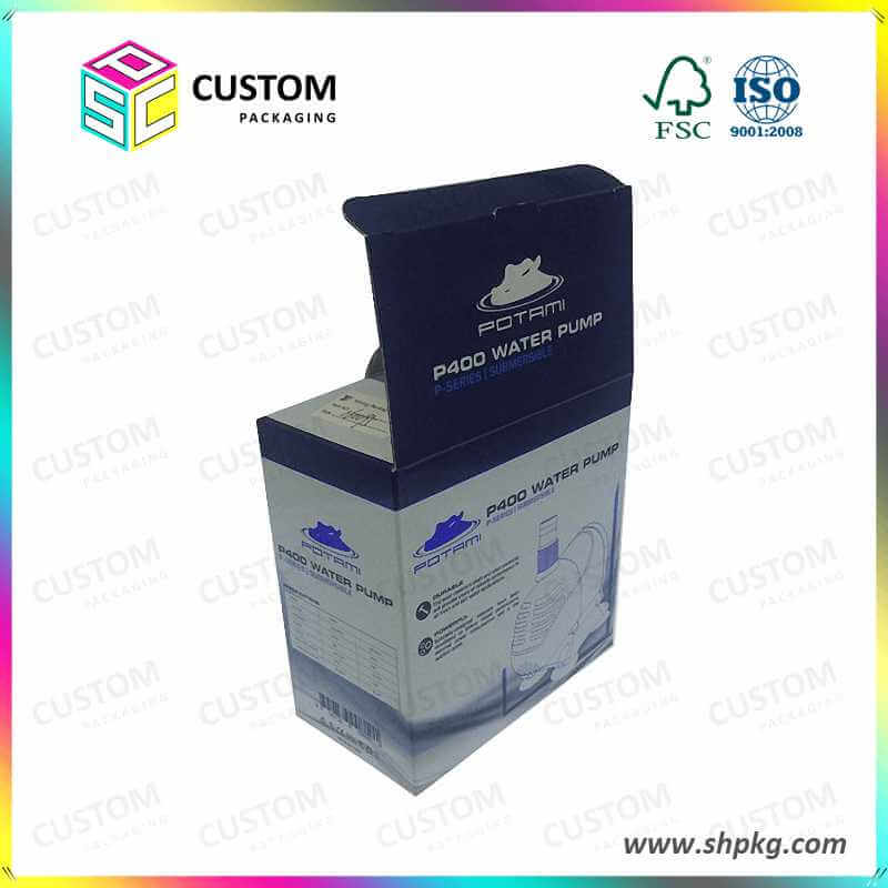 virgin paper box